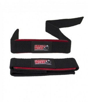 Gorilla Wear Padded Lifting Straps4