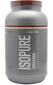 Isopure -cookies-and-cream-3-lb