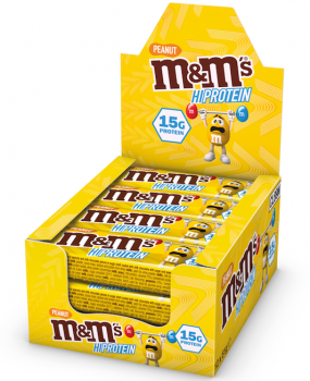 M&M Protein Bar-peanut