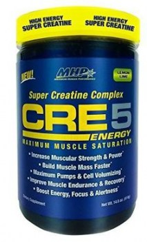 MHP CRE5 Energy, 60 Servings