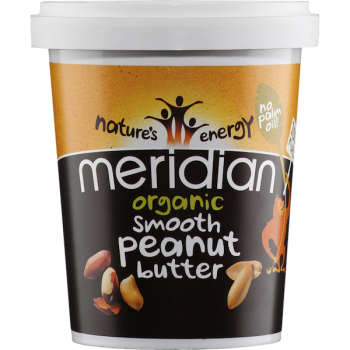 Meridian Foods Smooth Peanut Butter 454g