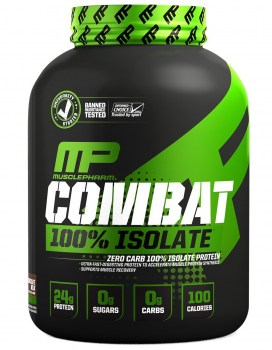 MusclePharm Combat 100 Isolate, 1814 gr