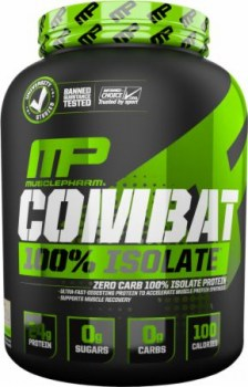 MusclePharm Combat 100 Isolate