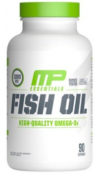 MusclePharm Fish Oil_90serve_caps