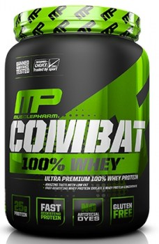Musclepharm Combat 100 Whey, 908 gr