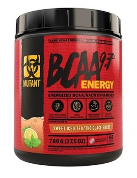 Mutant BCAA 9.7 Energy, 65 servings