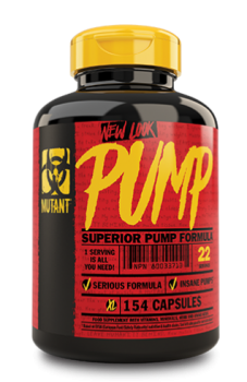 Mutant PUMP newlook4