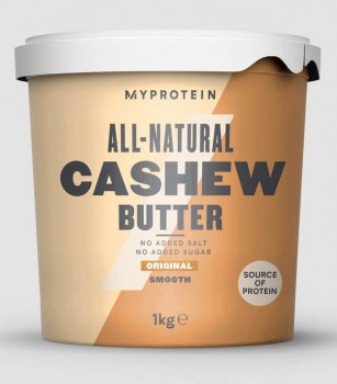 MyProtein All-Natural Cashew Butter