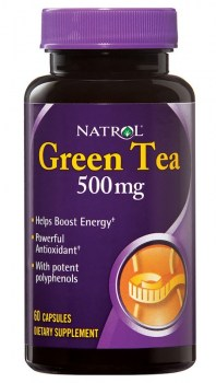 Natrol Green Tea, 500mg