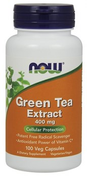 Now Foods Green Tea Extract 400 mg