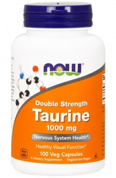 Now Foods Taurine 1000mg