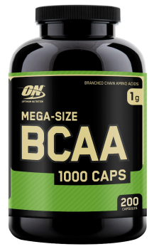 Optimum BCAA 1000, 200 capsules3
