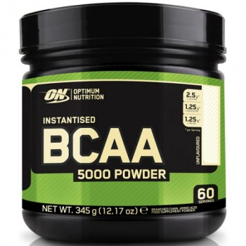Optimum BCAA 5000 Powder, 345 gr
