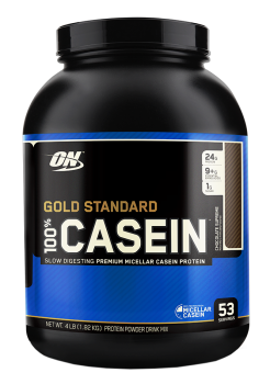 Optimum Nutrition 100 Casein Protein, 1818 gr