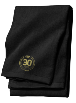 Optimum Nutrition 30 Year Anniversary Gym Towel, Limited Edition