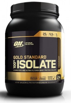 Optimum Nutrition Gold Standard 100 Isolate 1.64 lbs