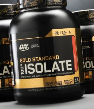Optimum Nutrition Gold Standard 100 Isolate