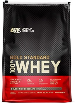 Optimum Nutrition Gold Standard 100 Whey 10 lbs