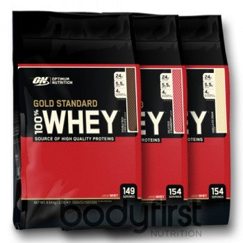 Optimum Nutrition Gold Standard Whey 10 lbs-5kg