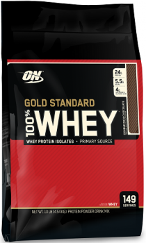 Optimum Nutrition Gold Standard Whey 10 lbs