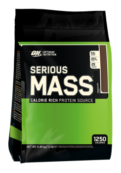 Optimum Nutrition Serious Mass 5.4 kg