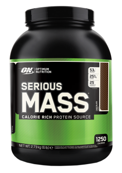 Optimum Nutrition Serious Mass, 2721gr