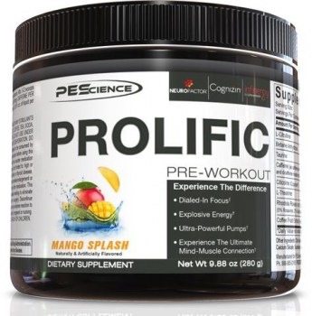 PEScience Prolific 1