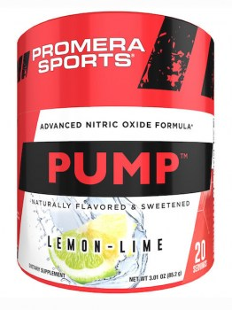 Promera Sports Pump_Lemon Lime_Front_Tub