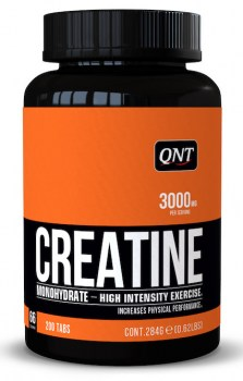 Qnt Creatine-monohydrate-tabs