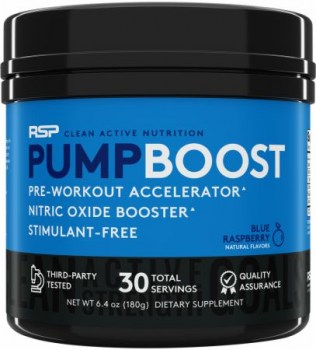 RSP Nutrition Pump Boost