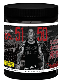 Rich Piana 5 Nutrition 5150 Pre Workout