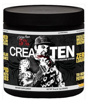 Rich Piana 5 Nutrition Crea-TEN