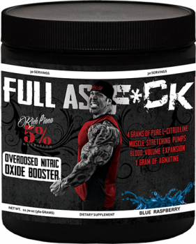 Rich Piana 5 Nutrition Full as Fuck, 30 servings