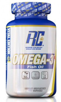 Ronnie Coleman Omega-3 XS