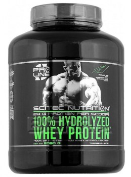 Scitec Nutrition-100ydrolyzed-Whey-Protein