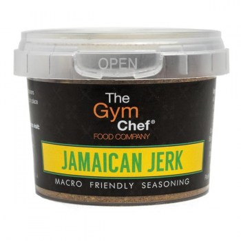 The Gym Chef Jamaican Jerk