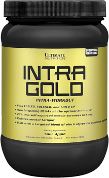 Ultimate Nutrition Intra Gold